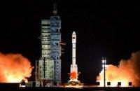 Китай запустил в космос орбитальную станцию