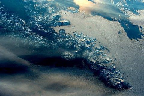 Лучшие снимки Тима Пика, сделанные с борта МКС