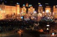 """""""Первый канал"""" России о Евромайдане: активисты избивают милицию"""