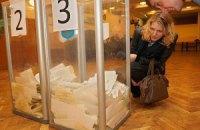 Рада приняла за основу законопроект о выборах мэра в два тура