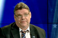 Глава МИД Финляндии посетит Украину