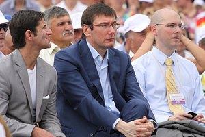 """Луценко объяснил свой отказ вступать в """"Батькивщину"""""""