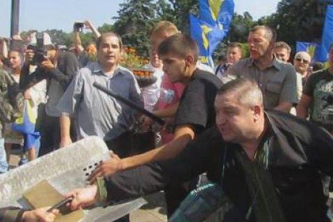 """Суд продлил домашний арест """"свободовцу"""" Сабию до 26 декабря"""