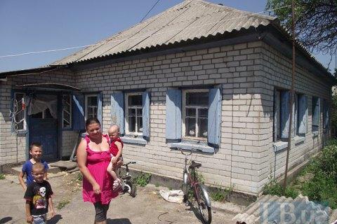 Количество переселенцев в Украине достигло почти 1,5 млн