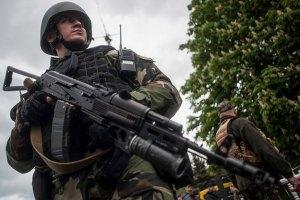 Силы АТО захватили блокпост сепаратистов в районе села Николаевка