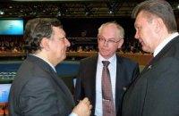 Янукович в Нью-Йорке проводит встречу с ван Ромпеем и Баррозу