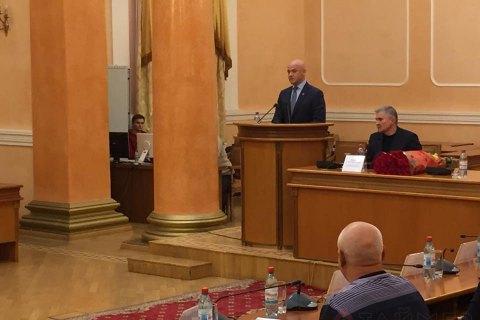 Труханов вступил в должность мэра Одессы