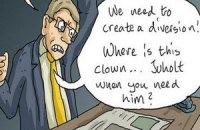 Міністр закордонних справ Швеції став героєм коміксів