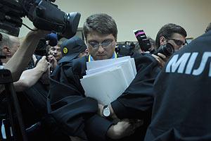 Суд взялся за Тимошенко