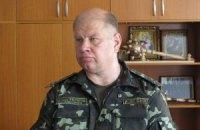 Полтавского военкома закидали яйцами за пророссийские призывы в соцсети