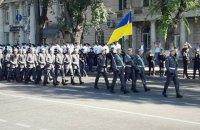 Украинские военные примут участие в военном параде в Кишиневе