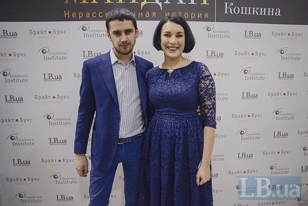 Комбат и нардеп Евгений Дейдей, Соня Кошкина