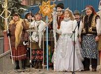 Участники Евромайдана устроят праздничный вертеп неподалеку от Межигорья