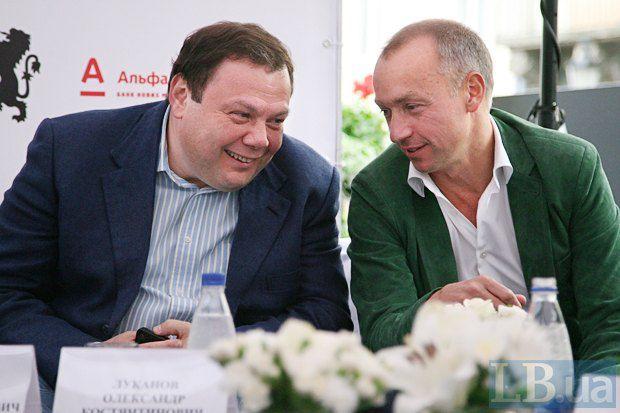 Михайло Фрідман і Олександр Луканов