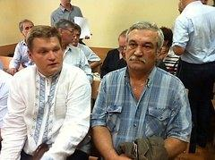 На суд к Тимошенко пришел Шкляр