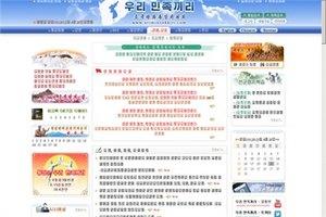 Офіційна сторінка Північної Кореї коштує 15 доларів
