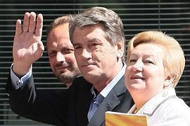 Ющенко надеется вернуться во власть