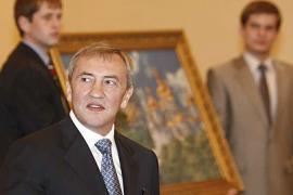 Вместе с Черновецким из мэрии пропало 4 картины
