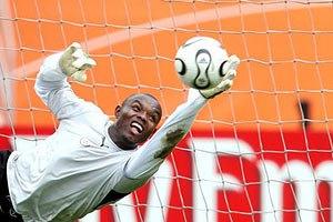 Вратарь сборной Ганы признался, что едва не «сдал» матч на чемпионате мира