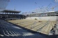 Янукович откроет львовский стадион 28 октября