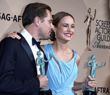 Ді Капріо отримав премію гільдії кіноакторів (фото)
