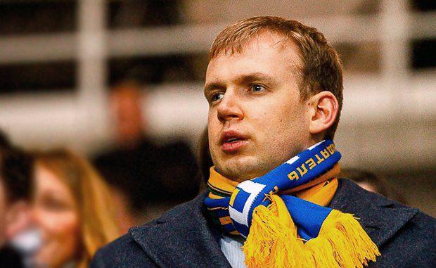 Курченко - новое лицо Семьи?