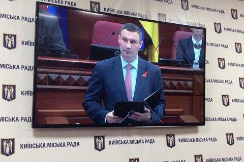 Втечении прошлого года Кличко заработал вгосударстве Украина наименее 2 тыс. грн