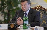Янукович в ближайшее время назначит нового главу КГГА