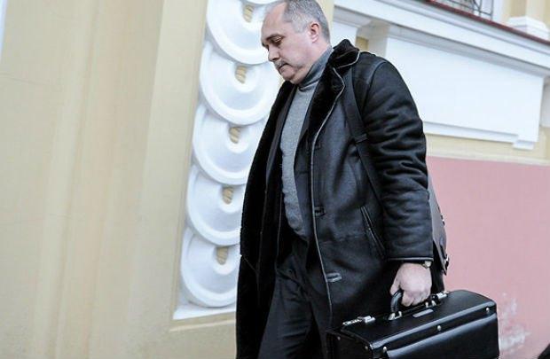Защитник Тимошенко