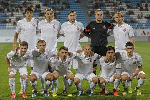 «Заря», проиграв «Фенербахче», потеряла шансы навыход вплей-офф