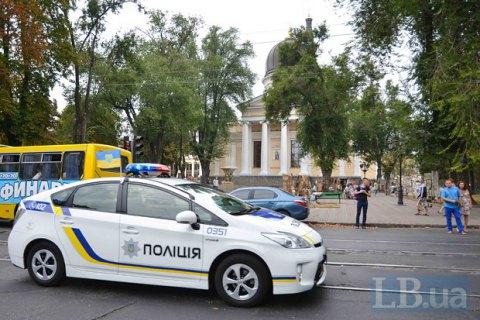 В Одессе за пьяную езду на служебном авто уволили двух полицейских