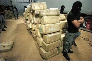 У Києві знищили більш ніж тонну кокаїну