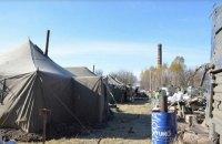 Двоє військових загинули в результаті пожежі в Сумській області
