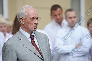 Азарову понравилось, как Кличко показал миру украинский характер