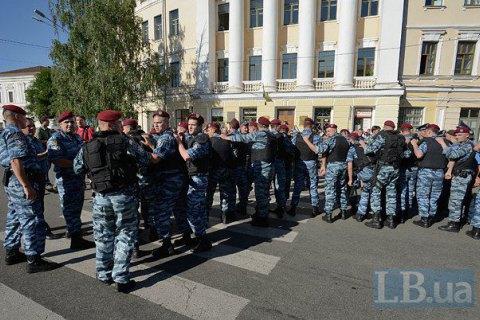 Более 3 тысяч милиционеров в Киеве и области не прошли переаттестацию