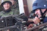 Российский актер Пореченков обстрелял военных в донецком аэропорту