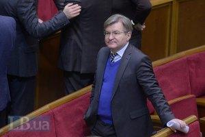 """""""Батькивщина"""" требует от Порошенко объяснить заявление Луценко об изоляции """"Лугандона"""""""