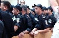 В Печерском суде произошла драка между милицией и депутатами