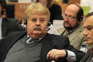 """Элмар Брок требует освободить """"майдановцев"""" без выдвижения каких-либо условий"""