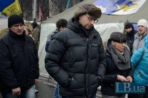 Судьбу премьерства Яценюка решит Майдан, - Турчинов