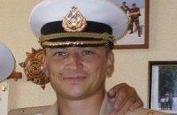 Освобожденный из плена капитан Демьяненко прибыл на материковую часть