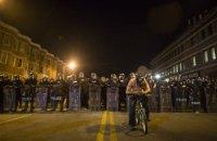 В Балтиморе ввели комендантский час: задержаны 10 нарушителей