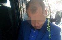 В Очакове поймали полицейского на крышевании воровства дизтоплива с поездов