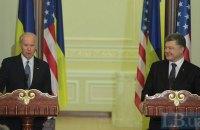 Байден: я общаюсь с Порошенко больше, чем с собственной женой