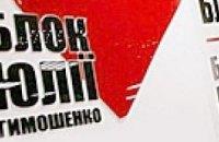 БЮТ не поддержит проект Томенко о работе нардепов в округах во время президентской кампании
