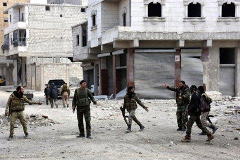 США расширили санкции против ряда жителей Сирии