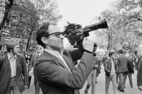 У мережі виклали рідкісний ранній фільм Жана-Люка Годара (видео)