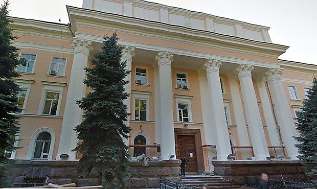Здание СБУ в Одессе