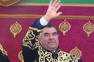 Сегодня Янукович встретится с Президентом Таджикистана