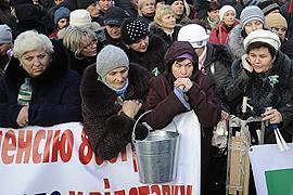 На Майдане пахнет расколом